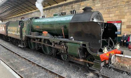 Our Friends Across The Pond…The NYMR!
