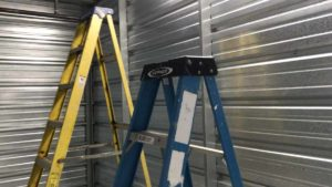two step ladders