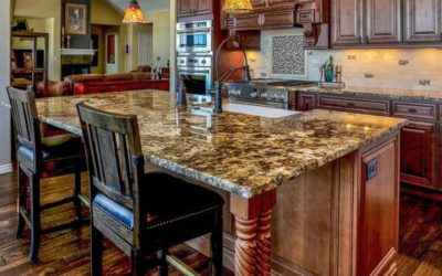 What is a normal height for countertops?