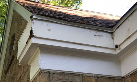 HOW TO REPLACE ROTTED FASCIA BOARDS