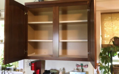 SECURE KITCHEN CABINETS