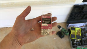 gutter screws can be used to replace old rivets