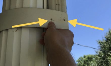 REMOVING RIVETS THE EASY WAY