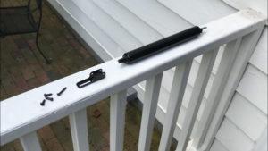 door closer arm components