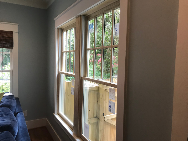 CRAFTSMAN WINDOW TRIM PROJECT