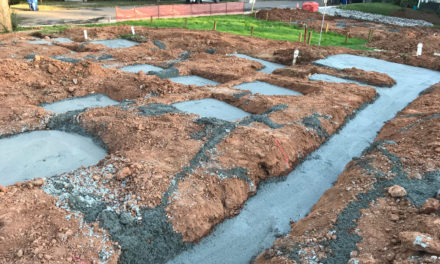HOW DEEP SHOULD YOU DIG YOUR FOOTINGS?